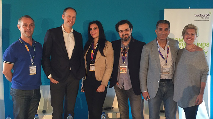 Abu Dhabi's content creators take the stage at MIPCOM