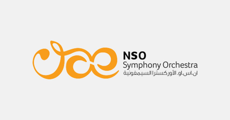 NSO Orchestra logo