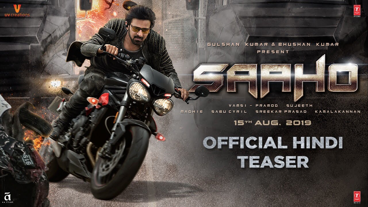 Teaser of Indian blockbuster 'Saaho' featuring Abu Dhabi released today