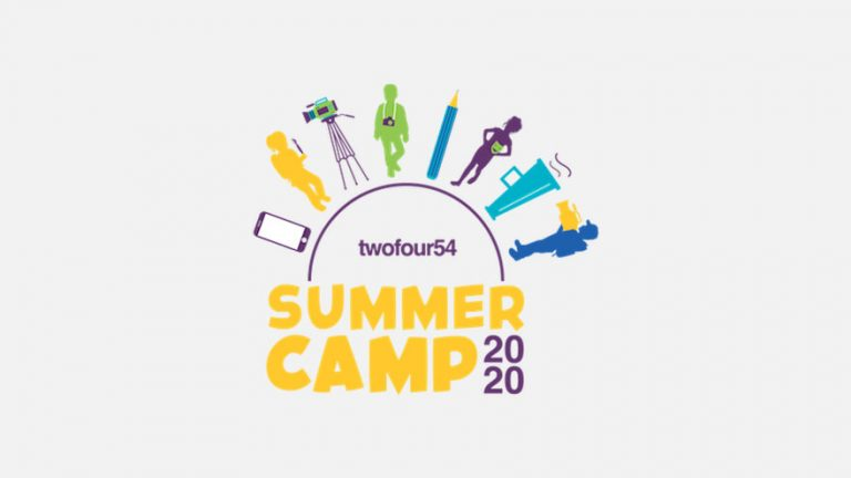 twofour54 summer camp 2020