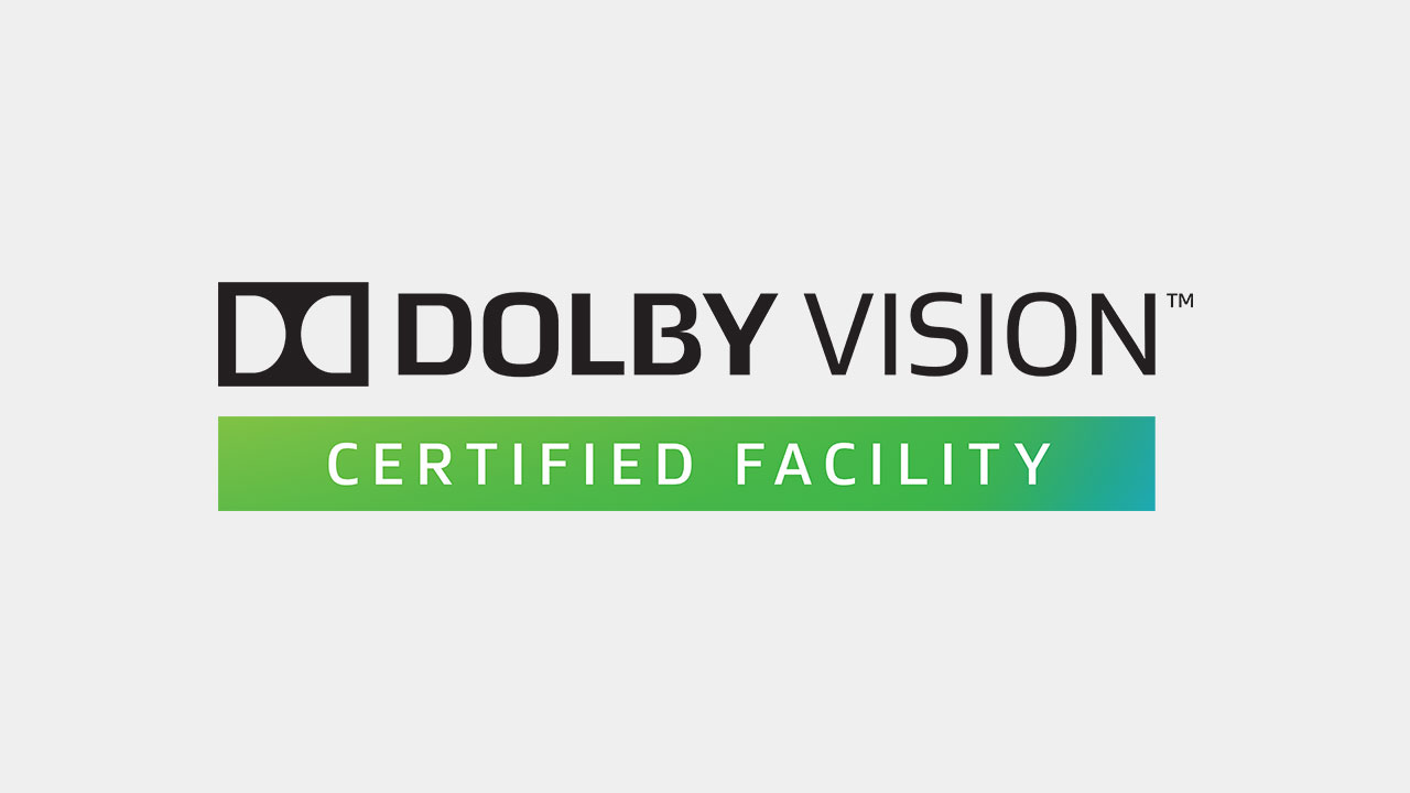 dolby vision certified facility